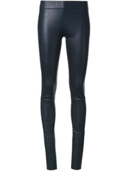 Sylvie Schimmel 'Fun Stretch' Leggings Black