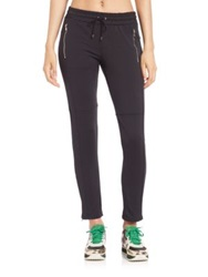 Heroine Sport Performance Terry Power Sweatpants Black