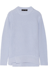 Proenza Schouler Oversized Cotton And Cashmere Blend Sweater