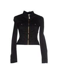 Blu Byblos Coats And Jackets Jackets Women Black