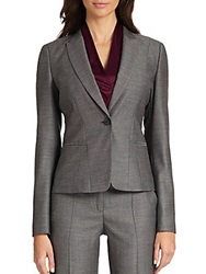 Hugo Boss Janikita Blazer Grey