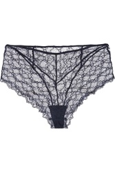 Kiki De Montparnasse Ondule Stretch Lace Briefs