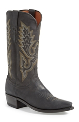 Lucchese 'Madras' Western Boot Men Black