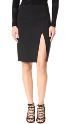 Versace Pencil Skirt Black