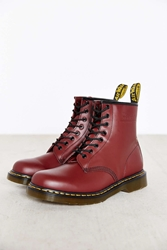 Dr. Martens 1460 8 Eye Boot Maroon