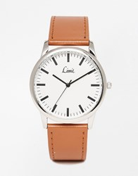 Limit Watch In Tan Tan