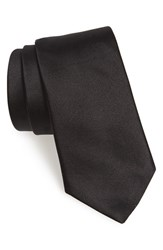 Gitman Brothers Vintage Men's Silk Tie Black
