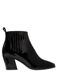 Roger Vivier 65Mm Skyscraper Patent Leather Boots