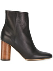 Jerome Dreyfuss 'Patricia' Boots Black