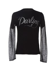 N 21 N 21 Knitwear Jumpers Men Black