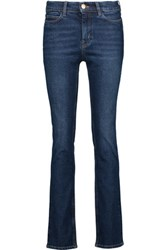 Mih Jeans M.I.H Daily Mid Rise Slim Leg Blue