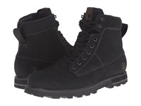 Volcom Smithington 2 Black Destructo Men's Lace Up Boots