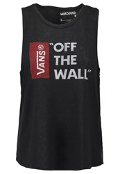 Vans Anthem Top Black