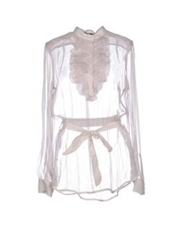 Flavio Castellani Blouses Light Pink