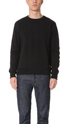 Billy Reid Dover Sweatshirt Black