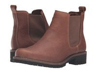 Ecco Elaine Chelsea Boot Cocoa Brown Cow Leather Women's Boots