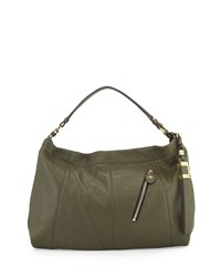 Oryany Connie Hobo Bag Forest Green