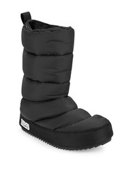 Marc By Marc Jacobs Howard Puffer Boots Black