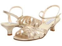 Touch Ups Jane Champagne Women's Bridal Shoes Gold
