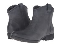 Born Himalia River Full Grain Leather Women's Boots Gray