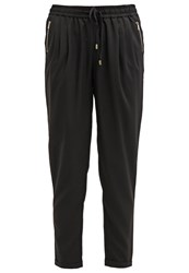 Morgan Peya Trousers Noir Black