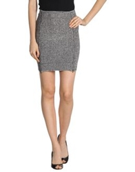 Surface To Air Knee Length Skirts Grey
