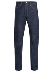 Levi's 501 Straight Long Day Selvedge Jeans Raw