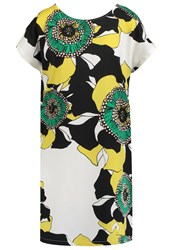 Kiomi Summer Dress Multicoloured Green