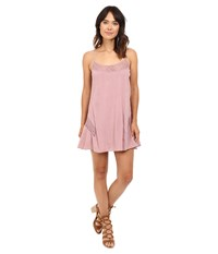Rip Curl Dreamscape Dress Dusty Rose Women's Dress Pink