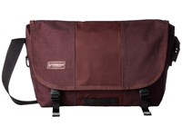 Timbuk2 Classic Messenger Bag Small Currant Messenger Bags Red