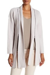 Elie Tahari Perry Wool And Cashmere Blend Sweater Beige