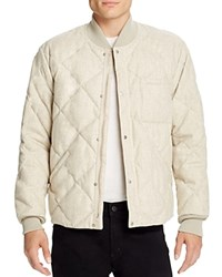 Todd Snyder Rocky Mountain Featherbed Liner Down Jacket Oatmeal