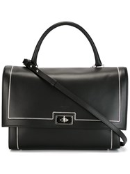 Givenchy Briefcase Tote Black