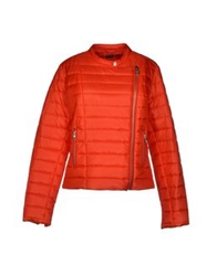 Closed Jackets Coral
