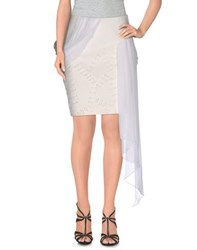Prabal Gurung Skirts Knee Length Skirts Women