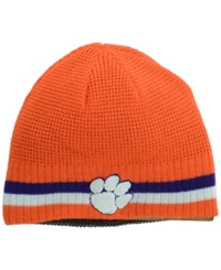 Top Of The World Clemson Tigers Sixer Reversible Knit Hat