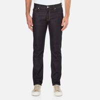 J. Lindeberg J.Lindeberg Men's Jay Profile Slim Denim Jeans Dark Blue