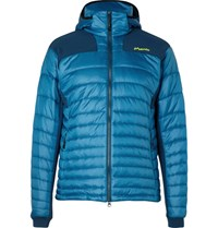 Phenix Now Force Quilted Mid Layer Jacket Blue