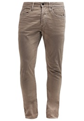 Replay Waitom Slim Fit Jeans Beige