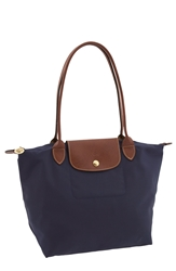 Longchamp 'Small Le Pliage' Tote New Navy