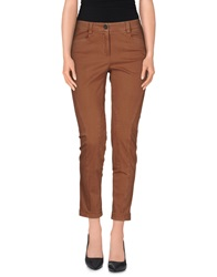 Cappellini Casual Pants Brown