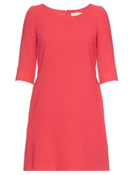 Goat Babette Wool Crepe Dress