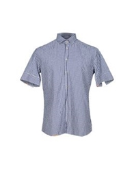 Aglini Shirts Blue