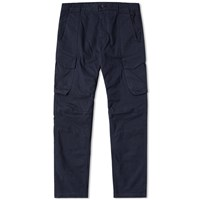 Stone Island Shadow Project Garment Dyed Gabardine Pant Blue