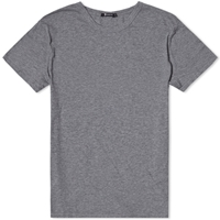Alexander Wang T Classic Tee Heather Grey