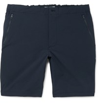 Nn.07 Juri Shell Shorts Blue