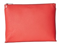 Rag And Bone Medium Pouch Crimson