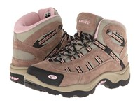 Hi Tec Bandera Mid Wp Taupe Blush Women's Shoes Multi