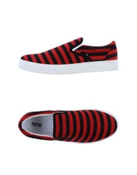 Undercover Low Tops And Trainers Red
