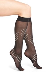 Women's Stance 'Blackout' Sheer Knee High Socks